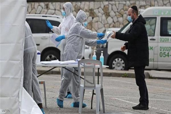 إسرائيل تستدعي 1000 جندي عقب لمكافحة تفشي «كورونا»