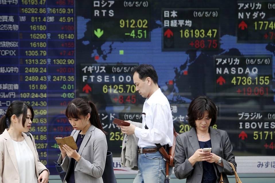 ارتفاع الأسهم الآسيوية وسط تفاؤل بتعافى الاقتصادات من خسائر كورونا