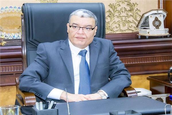 محافظ المنيا : ازاله 16 حاله تعد بالبناء المخالف للقانون على أملاك الدولة والأراضي الزراعية