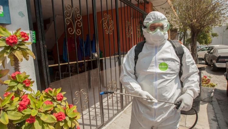 المكسيك تسجل أكثر من 10 آلاف إصابة بكورونا خلال 24 ساعة