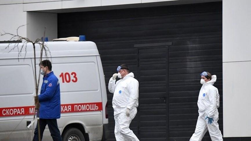 8 حالات وفاة بفيروس كورونا فى العاصمة الروسية موسكو