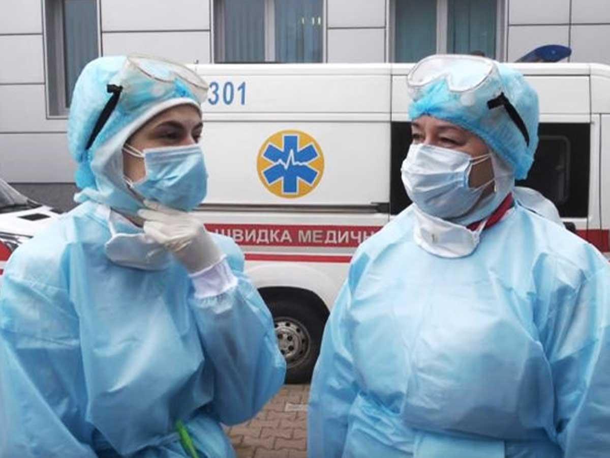 أوكرانيا تسجل أعلى معدل إصابات يومى منذ اندلاع أزمة كورونا