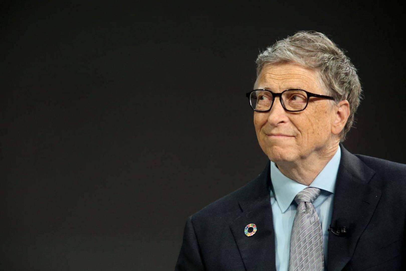 بيل جيتس يتنحى عن إدارة شركة مايكروسوفت