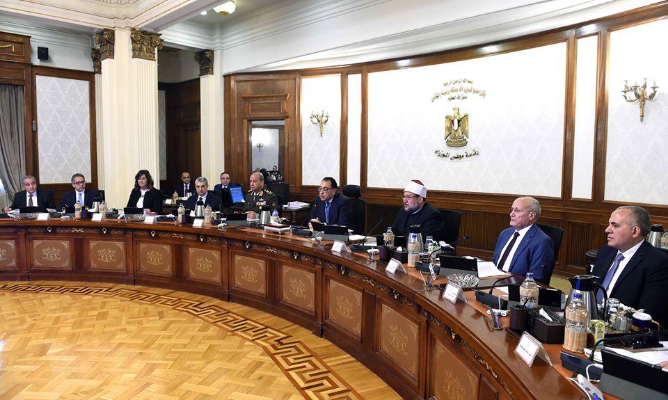 صور | تفاصيل الاجتماع الأسبوعي لمجلس الوزراء برئاسة مصطفى مدبولي