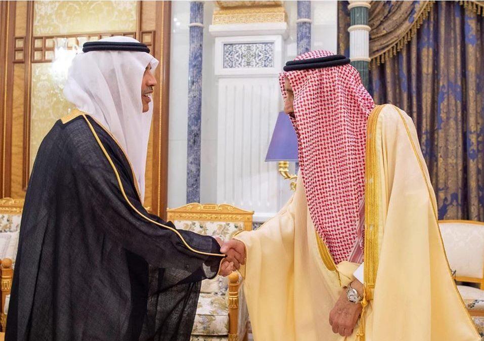 صور | سفيرا السعودية لدى أوكرانيا وأوروجواي يؤديان القسم أمام الملك سلمان