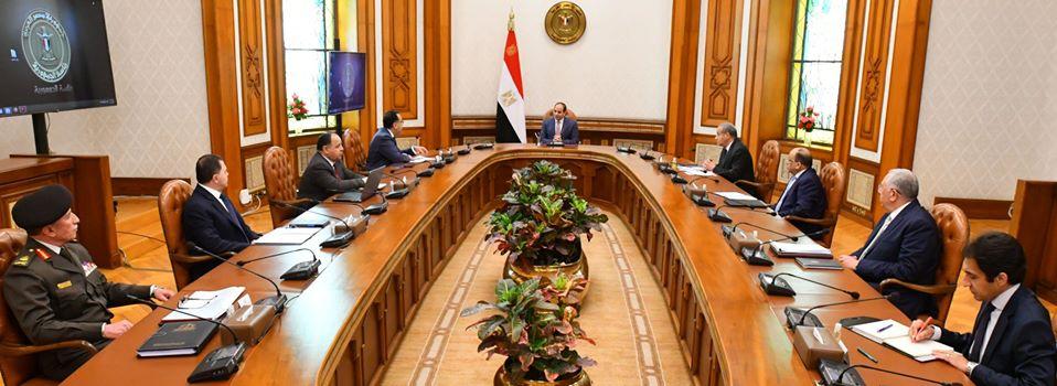 توجيهات الرئيس السيسي بتعزيز الاحتياطي الاستراتيجي تتصدر اهتمامات صحف القاهرة