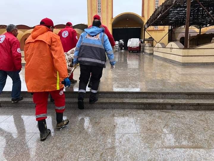 التضامن الاجتماعي : إنقاذ 427 طفلا ومشردا خلال موجة الطقس السيئ