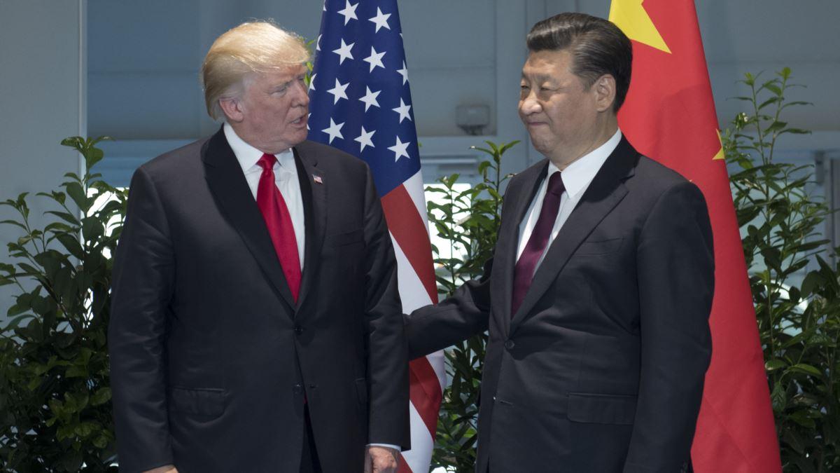 فاينانشيال تايمز: ترامب ونظيره الصيني يتحدثان لأول مرة بعد الحرب التجارية بسبب كورونا