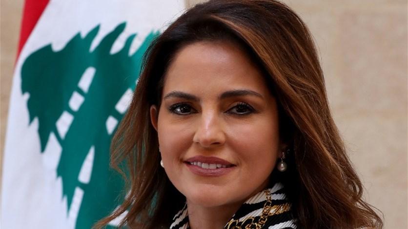 وزيرة الإعلام اللبنانية: الحكومة تبذل أقصى الجهود لمكافحة كورونا والوضع لا يزال تحت السيطرة