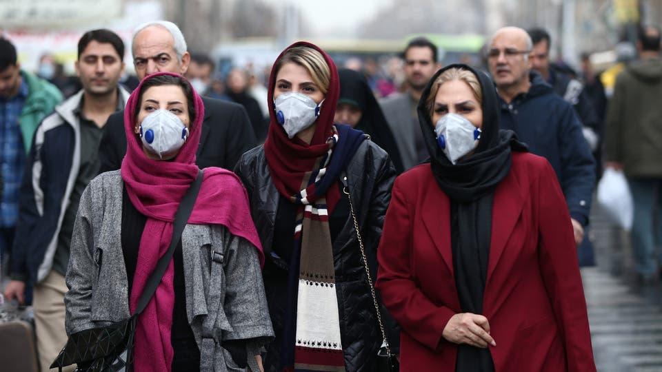 الصحة الإيرانية: إصابة 50 شخصاً بفيروس كورونا كل ساعة