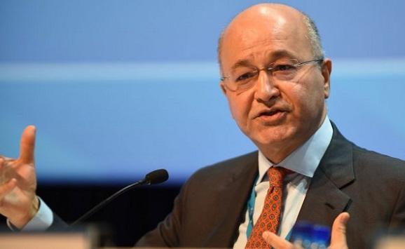 الرئيس العراقي يتسلم رسالة خطية من «السيسي»