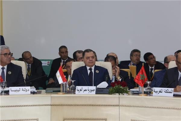 نص كلمة وزير الداخلية بمؤتمر وزراء الداخلية العرب في تونس