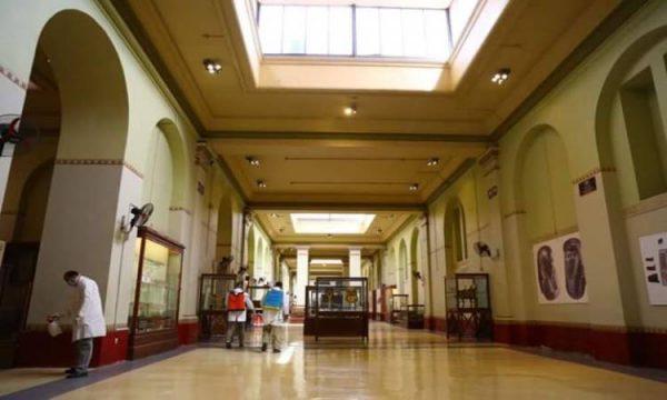 السياحة والآثار: بدء أعمال تعقيم وتطهير عدد من المتاحف الأثرية