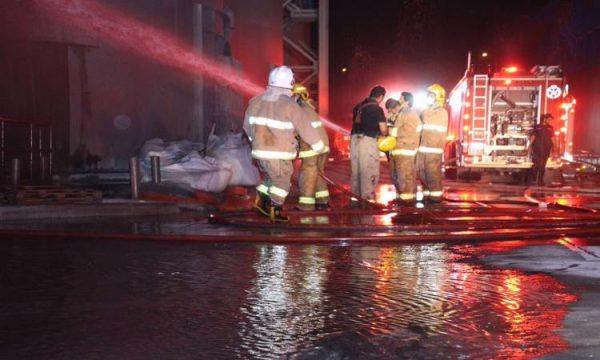 الإطفاء الكويتية: وفاة 8 أطفال فى حريق مروع بأحد المنازل