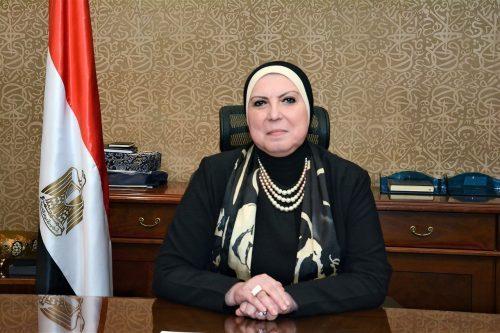 وزيرة التجارة تشارك بندوة إلكترونية لمناقشة القرارات الحكومية وإجراءات مواجهة كورونا