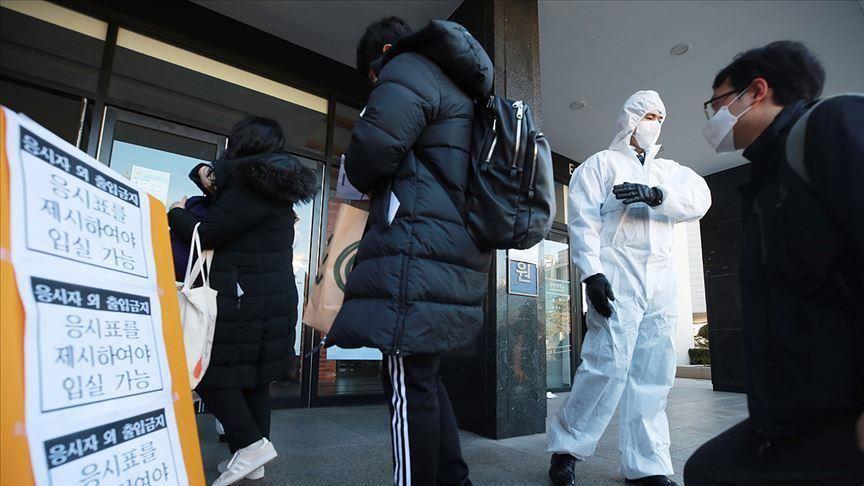 إسرائيل تسجل 569 إصابة بفيروس كورونا المستجد خلال24 ساعة