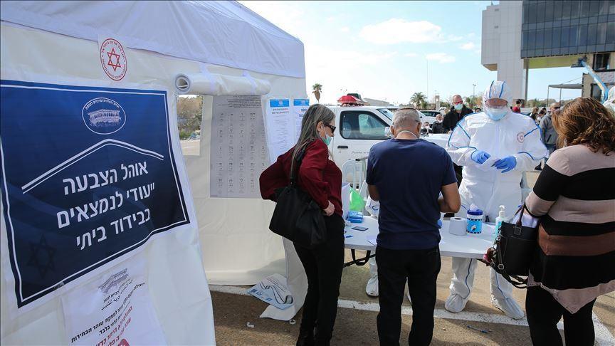 إسرائيل : إجمالي الوفيات بفيروس كورونا 59 حالة والإصابات 9006