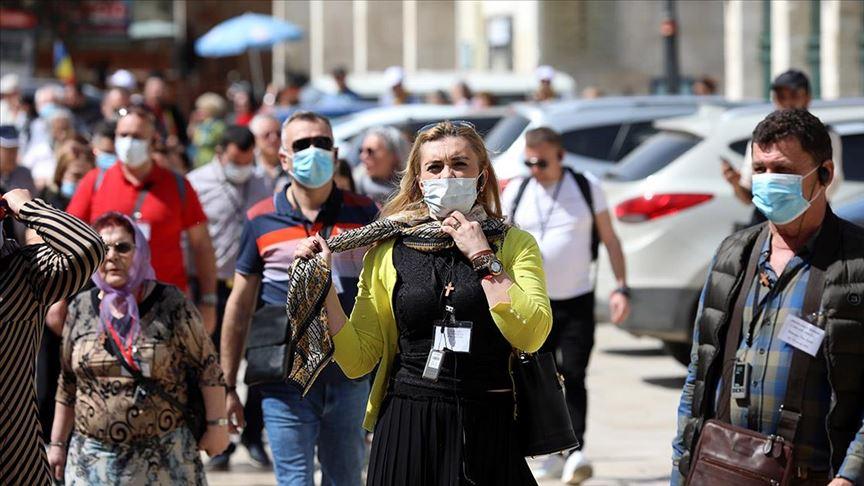 ارتفاع عدد الإصابات بكورونا فى فلسطين لـ 194 بعد تسجيل 33 حالة خلال 24 ساعة