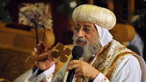 البابا تواضروس يترأس قداس «الغطاس» من الإسكندرية اليوم