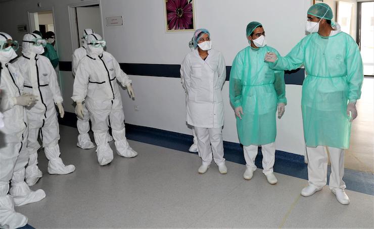تسجيل 95 إصابة جديدة بفيروس كورونا فى المغرب