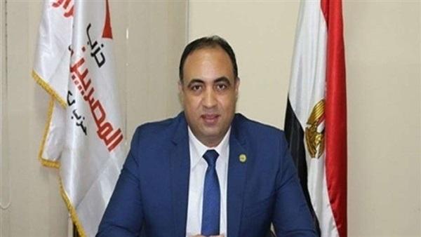النائب خالد عبد العزيز: جاهزية الجيش دائما تطمئن المصريين
