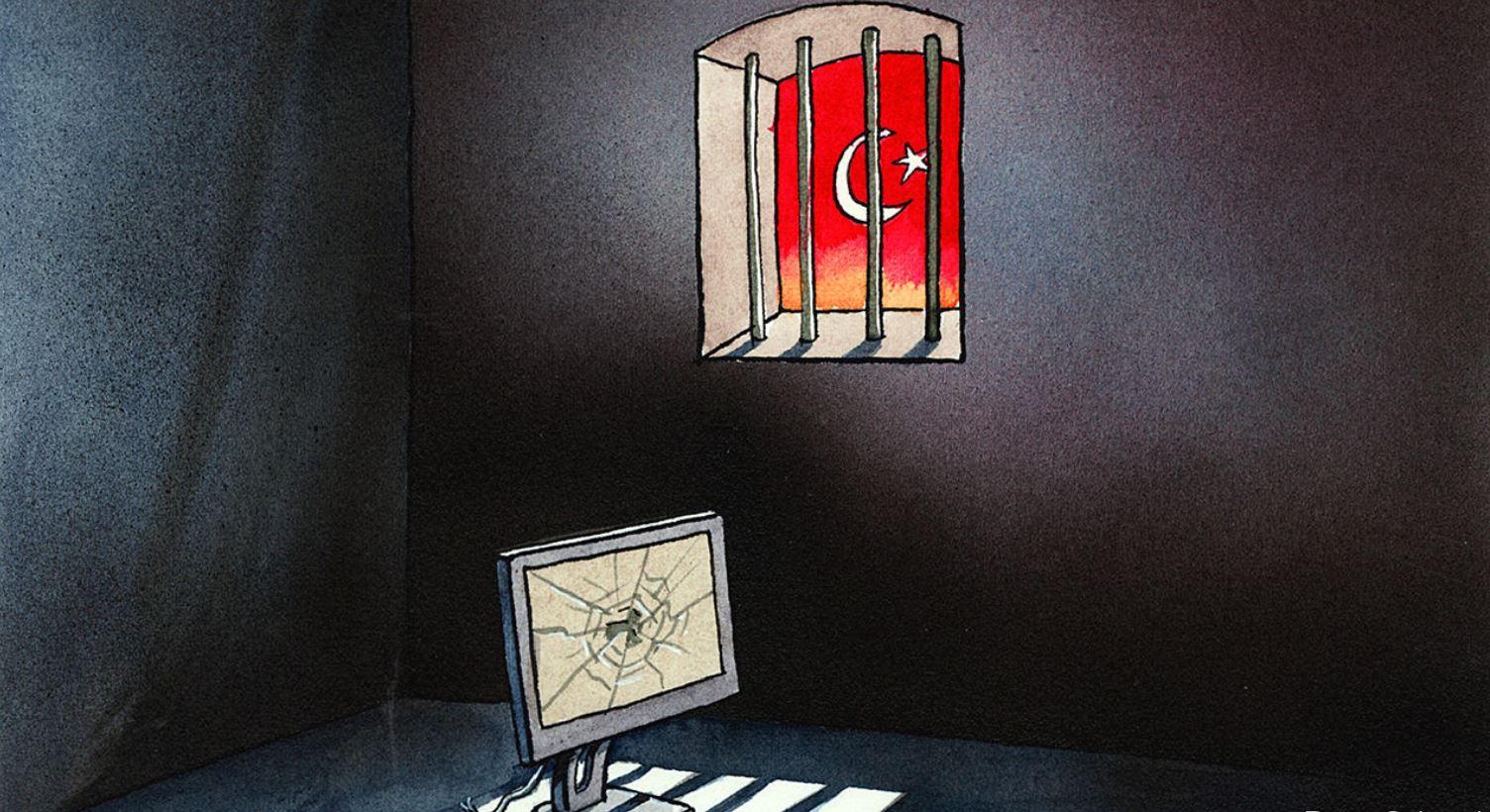 «إردوغان» يحجب عددًا من المواقع الإخبارية السعودية والإماراتية