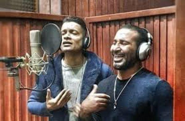 «بتشرف بيكم».. أغنية تجمع حسن شاكوش وأحمد سعد لأول مرة