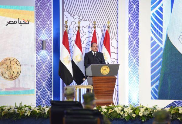 الرئيس السيسي للمصريين: الاحتياطي الاستراتيجي يكفينا حتى أخر العام