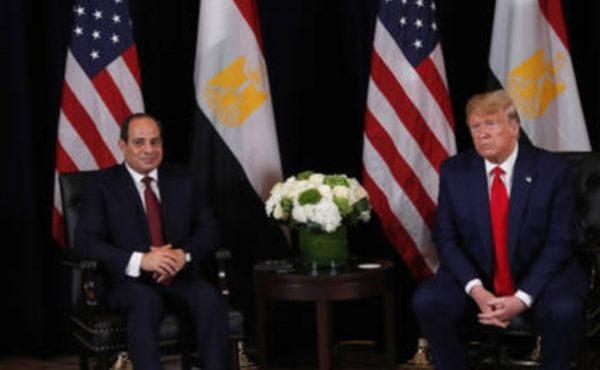 الخارجية الأمريكية تشكر مصر والرئيس السيسي بسبب مساعدات كورونا