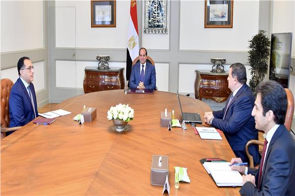 الرئيس السيسي يوجه بتعزيز دور الإعلام لتقويض مخاطر انتشار الشائعات