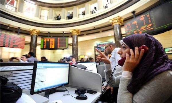 البورصة المصرية تخسر 5.4 مليار جنيه في ختام تعاملات اليوم