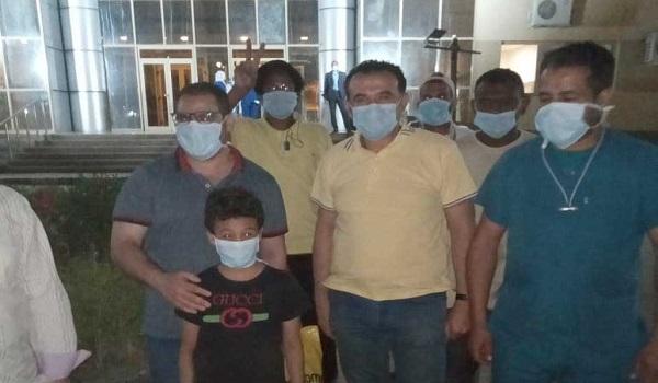 متحدث الصحة: تعافي أسرة مصرية من فيروس كورونا بشكل كامل