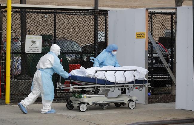"""ولاية """"كاليفورنيا"""" الأمريكية تسجل 7371 حالة إصابة جديدة بفيروس كورونا"""