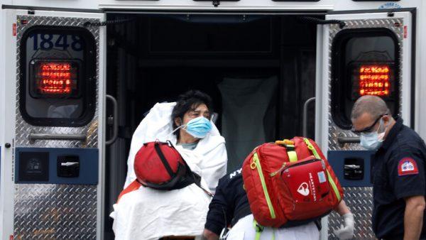 وفيات فيروس كورونا بأمريكا تتخطى الـ14 ألفا
