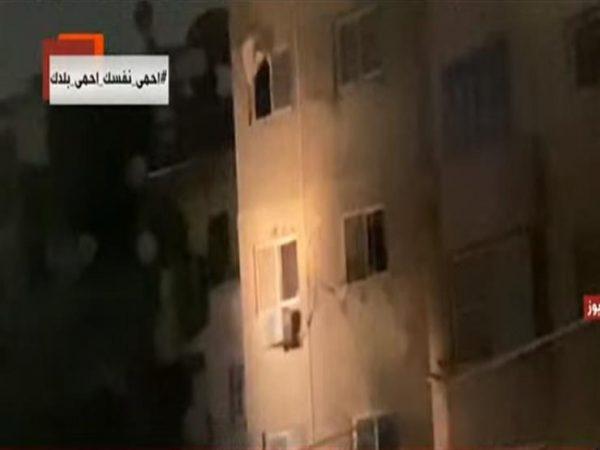 تبادل إطلاق نار بين قوات الأمن وإرهابيين بالأميرية