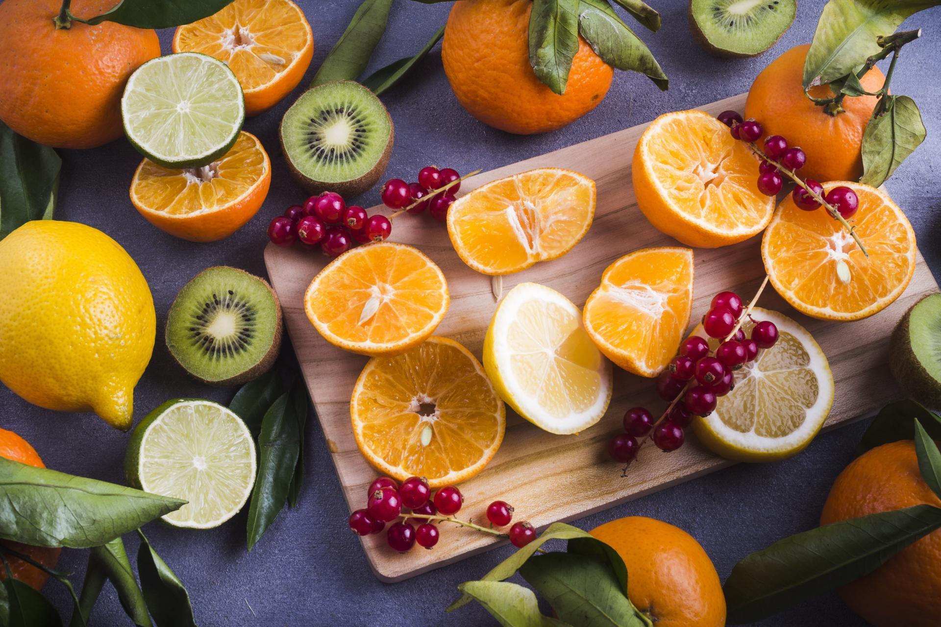 دراسة تنصح بتعزيز الحمية الغذائية للإنسان بفيتامين ج وعنصر الزنك