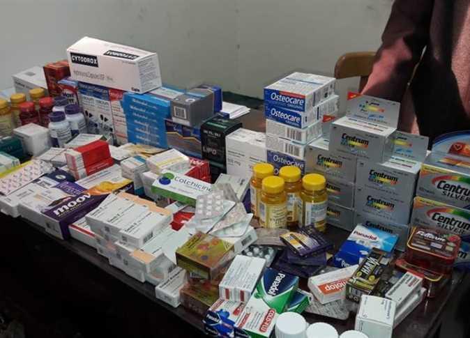 هيئة الدواء: ضبط أدوية ومستلزمات طبية مخالفة بقيمة 20 مليون جنيه