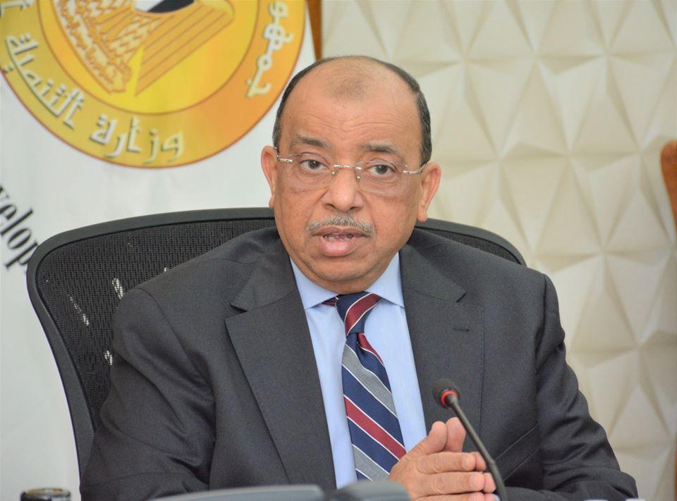 وزير التنمية المحلية : تطبيق قرارات الدولة بكل حسم ومنع أى تجمعات فى العيد