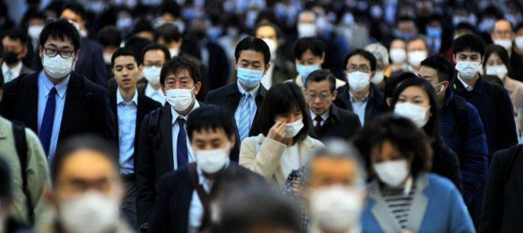 طوكيو تسجل 59 حالة إصابة جديدة بفيروس كورونا