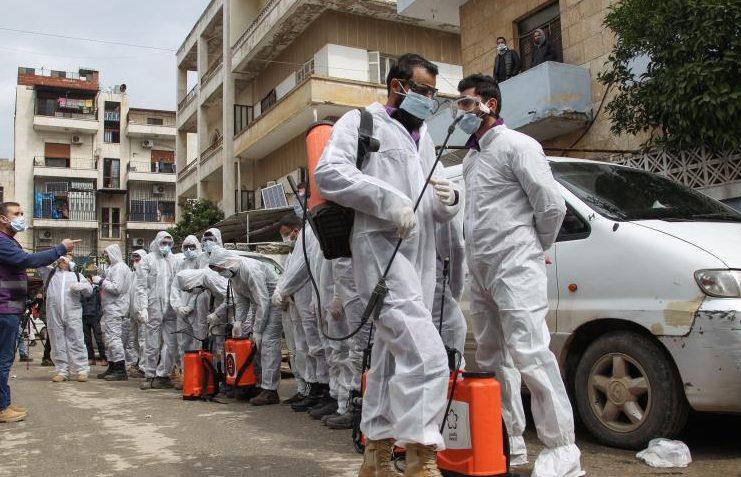 الصحة السورية تعلن تسجيل 60 إصابة جديدة بفيروس كورونا خلال 24 ساعة