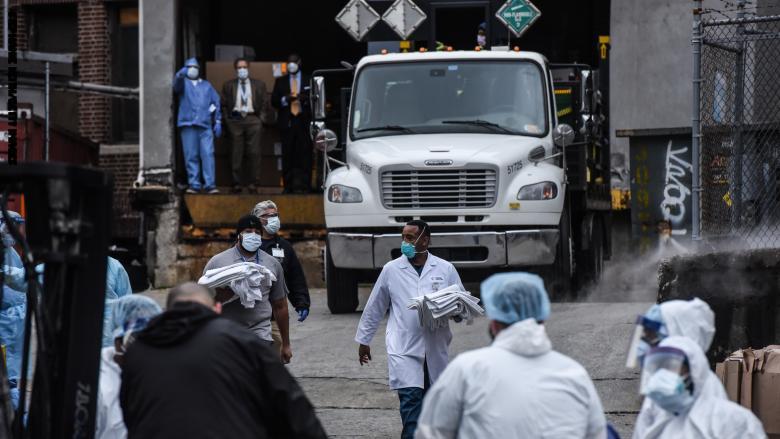 أمريكا تسجل أكثر من 10 آلاف وفاة و367 ألف إصابة منذ انتشار كورونا
