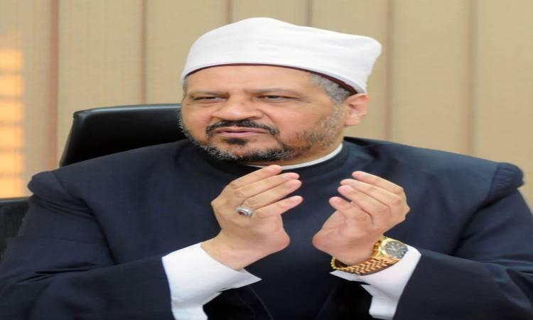 """مستشار المفتى يدعو أهل اللغات للمشاركة بمبادرة """"محمد – نبى – الرحمة"""""""