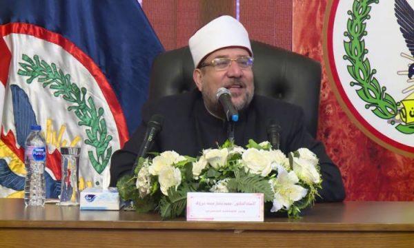 الأوقاف: من يخالف قرار إغلاق المساجد إما جاهل مغيب أو عميل خائن