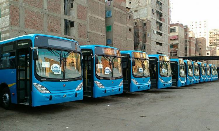 لا زيادة في تعريفة السيرفيس أو أتوبيسات النقل العام بالقاهرة