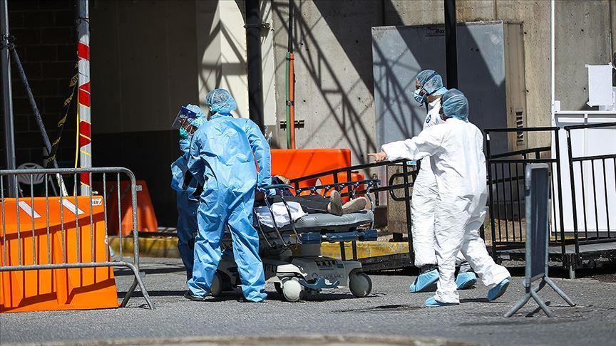 ألمانيا تسجل 555 حالة إصابة جديدة بفيروس كورونا