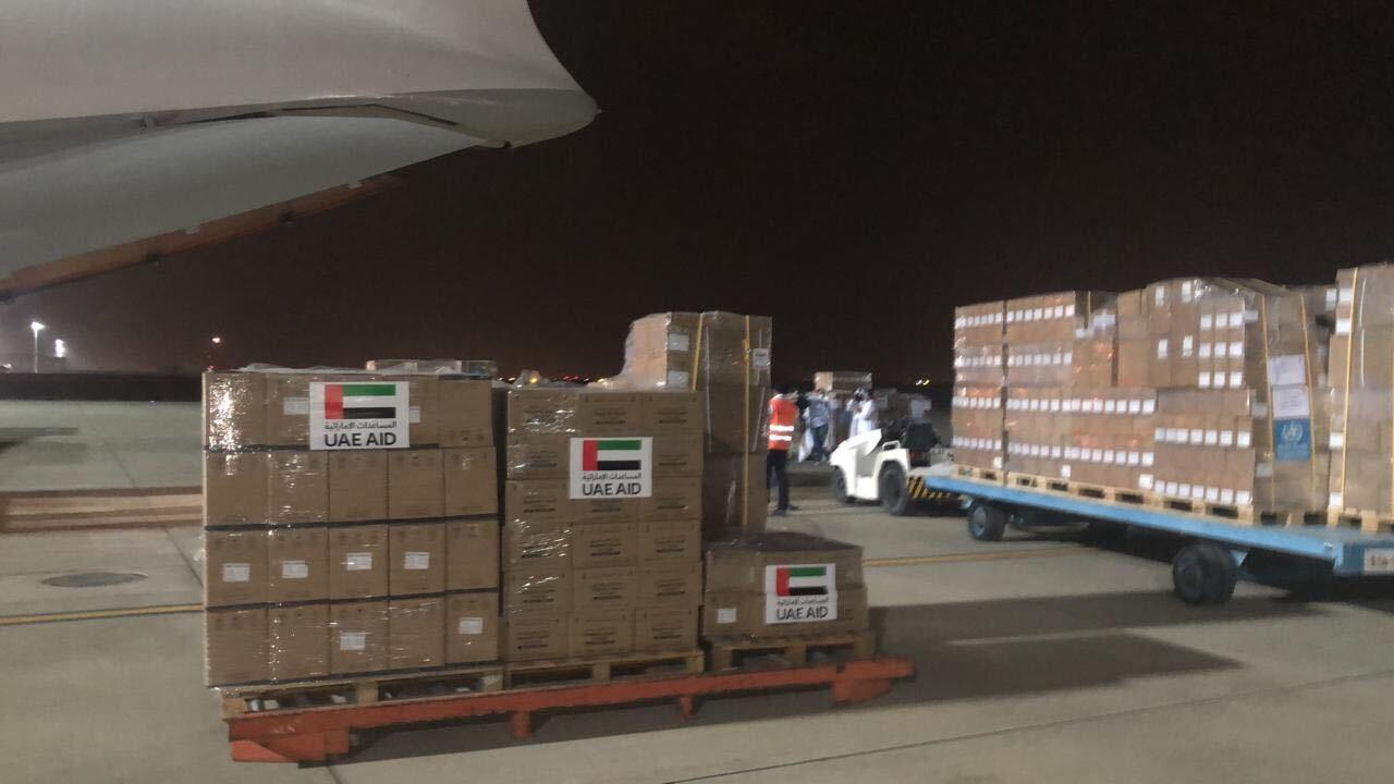 الإمارات ترسل مساعدات إلى بريطانيا لزيادة إنتاج مستلزمات الوقاية لمواجهة كورونا