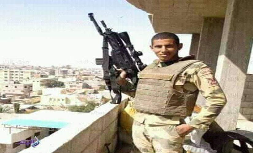 والدة الشهيد علي: لو عندي ولد ولا اتنين كنت بعتهم للجيش يحاربوا «الإرهاب الجبان»