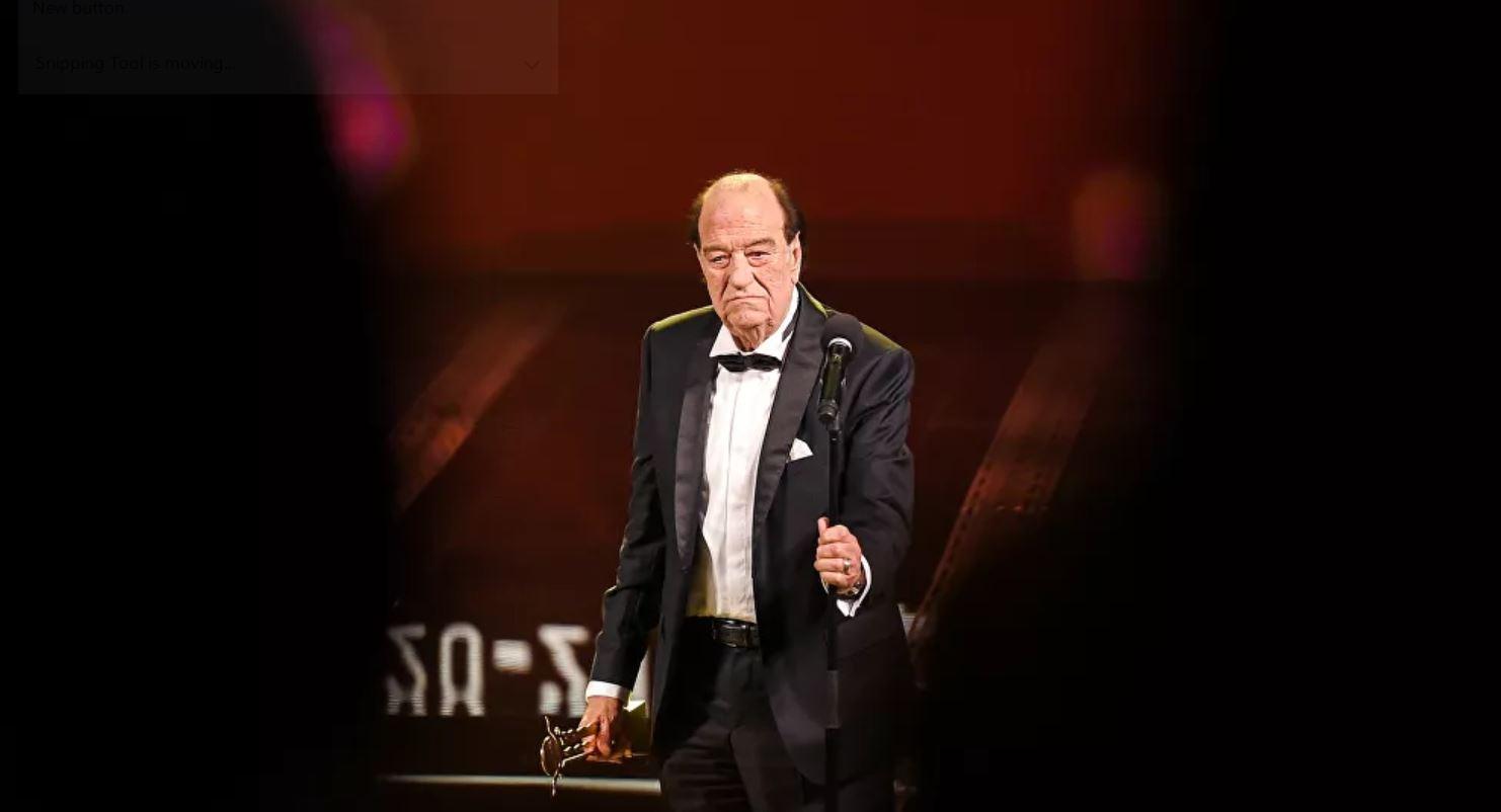 وفاة الفنان حسن حسنى عن عمر 89 سنة أثر أزمة قلبية مفاجئة