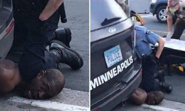 القبض على شرطى مينيابوليس المتهم بقتل رجل أسود