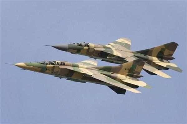 الجيش الليبي يقصف معقل المرتزقة السوريين وغرفة العمليات التركية في مصراتة
